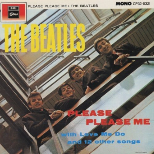 CD : The Beatles - Please Please Me (Japan - Import)