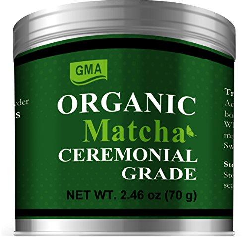 Organic Matcha Ceremonial Grade Powder product image