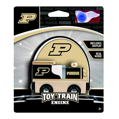 MasterPieces NCAA Purdue Boilermakers Wood Toy Train