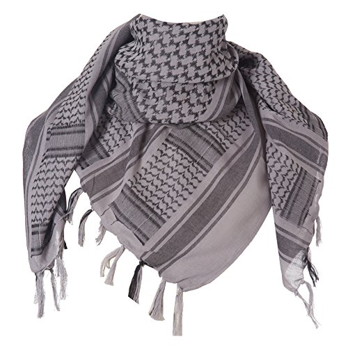 Leonal Military Shemagh Square Scarves