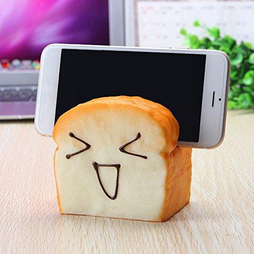 jumbo-squishy-7-seconds-slow-raising-slice-toast-joy-happy-faces-mobile-phone-seat-cellphone-holder