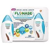 Flonase Sensimist Allergy Relief Spray 120 Sprays - 2PC