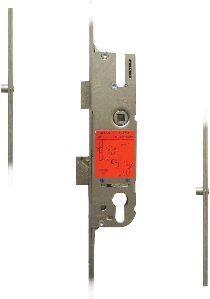 Gu secury Palanca funciona Resbalón y cerradura accesorio para shootbolts – 2 rodillos: Amazon.es: Bricolaje y herramientas