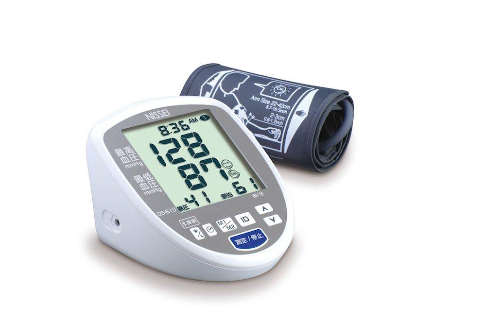 日本精密測器 上腕式デジタル血圧計【B倉庫】 B012Z758GQ