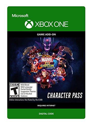 Marvel vs Capcom: Infinite - Character Pass - Xbox One [Digital Code]