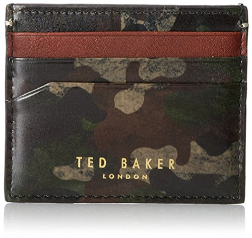 Ted Baker Men's Trefro Card Wallet, Assorted, One Size