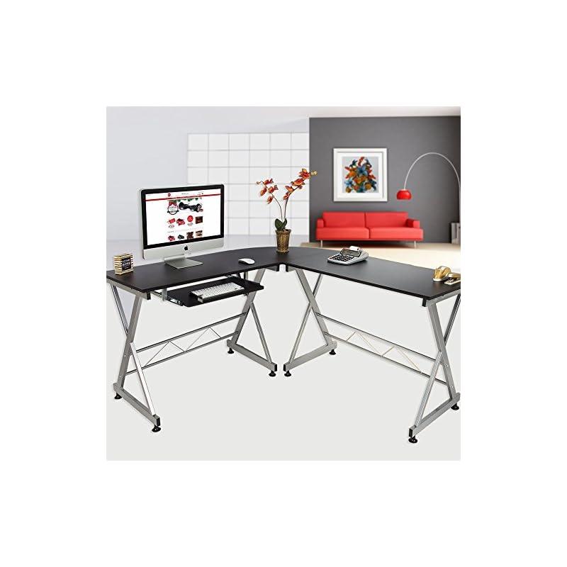 modular computer desk