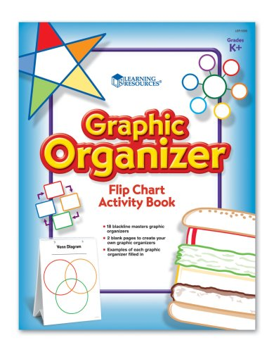 Learning Resources Graphic Organizer Flip Chart
