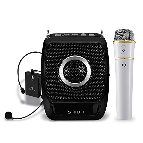 SHIDU S92 Amplifier Microphone synchronous