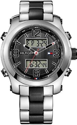 Tommy Hilfiger 1790949 - Reloj de pulsera hombre, acero inoxidable, color multicolor: Amazon.es: Relojes