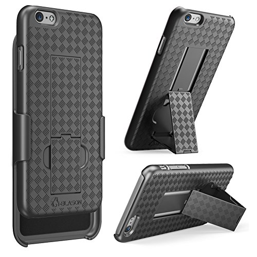 iPhone i Blason Transformer Holster Kickstand