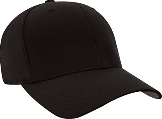 36cb8b69ecef17 Image Unavailable. Image not available for. Color: FLEXFIT BLANK HAT CAP  TWILL TRUCKER MESH ...