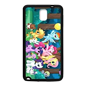 Delicate My Little Pony Custom Case Cover for Samsung Galaxy Note 3 (Laser Technology)