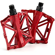 Chollima Aluminum Alloy Bicycle Pedals Road Bike Pedals...