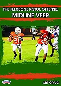 Art Craig: The Flexbone Pistol Offense: The Midline Veer (DVD)