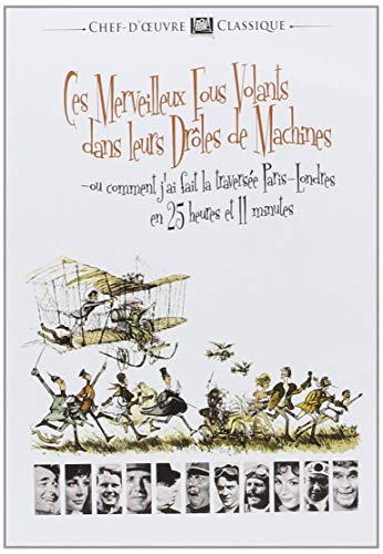 Those Magnificent Men In Their Flying Machines (FR IMPORT) Multilangual Edition