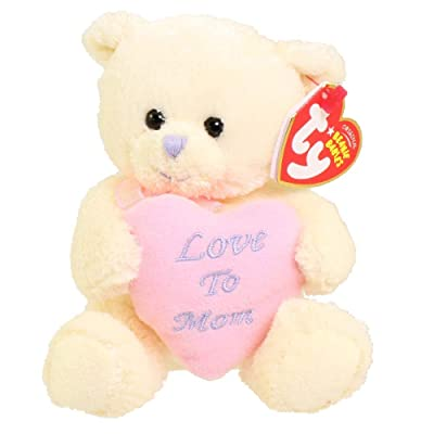 Ty Beanie Babies My Mom - Mother's Day Bear: Toys & Games
