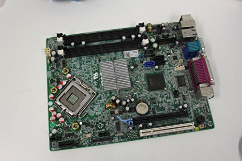 Genuine Dell G261D, K075K, UT226 Motherboard Logic Main Board For Optiplex 960 Small Form Factor SFF Systems Intel Q45 Express DDR2 SDRAM Compatible Part Numbers: G261D, K075K, UT226