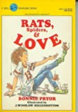 Rats, Spiders and Love, Bonnie Pryor, 0440800803