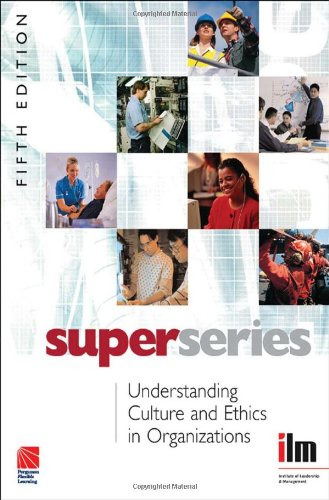 Super Series:  Understanding Culture and Ethics in  Organizations: Complete 35 Activity Set, 5th Edition