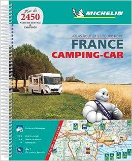 Descargar Ebooks Torrent France Atlas Camping Car A4 2018 Epub En Kindle