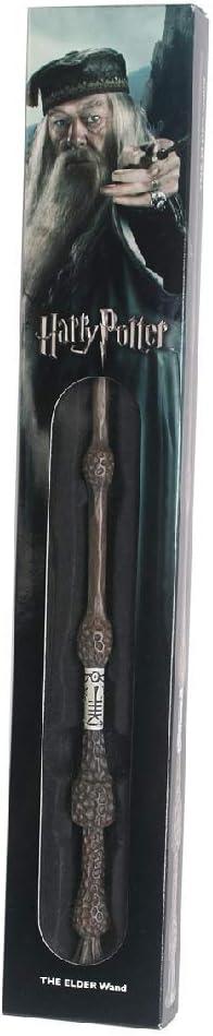 The Noble Collection Prof Dumbledore Varita (Caja de Ventana)