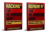 learn to program raspberry pi - Hacking & Raspberry Pi 3: The No-Nonsense Bundle: Learn Hacking & How To Program Your Raspberry Pi Within 24 Hours!
