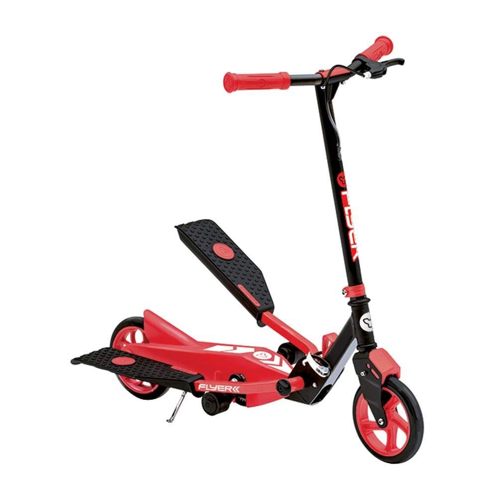 Yvolution Y Flyer Scooter, Red, One Size by Yvolution