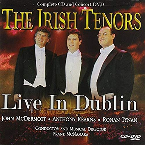 Live in Dublin (Best Tenors In The World)