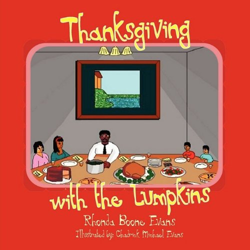 Books : Thanksgiving with the Lumpkins