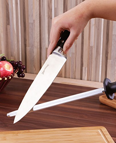 Utopia Kitchen 10 Inch Steel Knife Sharpening Rod by Utopia Kitchen (Image #6)