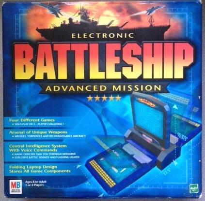electronic battleship game - 5