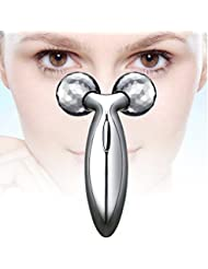 DANGSHAN 3D Roller Face Body Massager, Face Lift Tool...