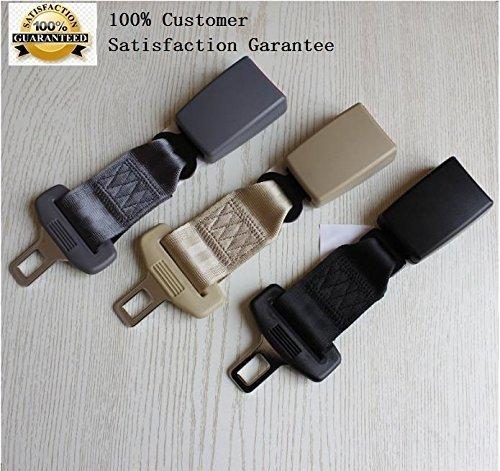 Car Seat Belt Extender -Type A (2.15cm wide metal tongue)...