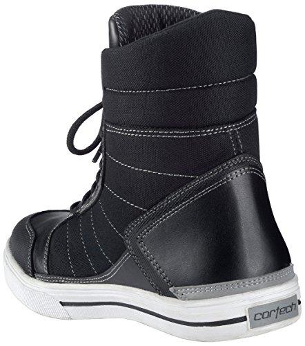 Cortech 8514-6505-45 Men's Vice WP Riding Shoe(White/Black, Size 11), 1 Pack by Cortech (Image #1)