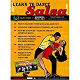 Salsa Dance Instructions on DVD: Learn to Salsa Dance 3-Pack (3 DVD Set)