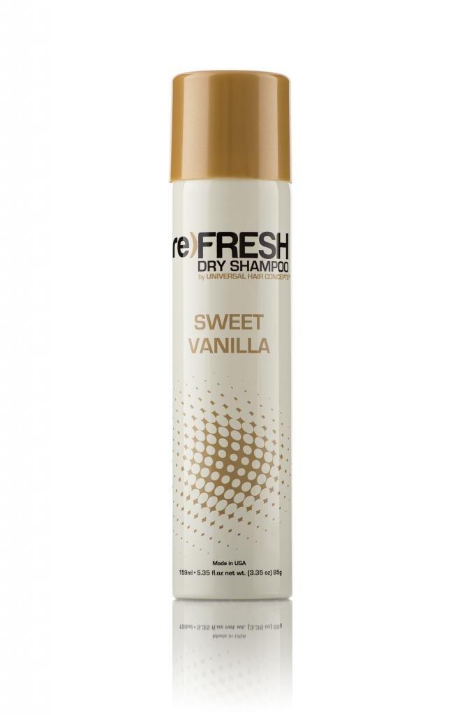 (re)FRESH Dry Shampoo, Sweet Vanilla, 5.35 oz