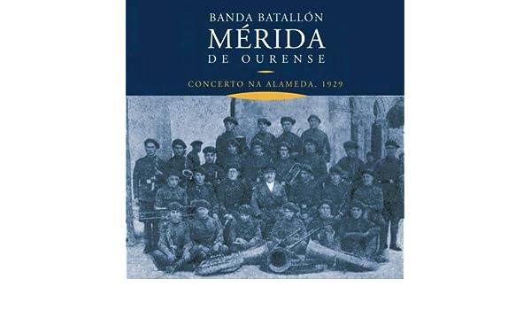 De Ruada de Banda Batallón Mérida de Ourense en Amazon Music - Amazon.es