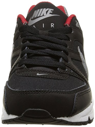 Black Command white cool Max Nike Scarpe Red Sportive Air gs gym Grey Ragazzo xOqRw