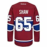Andrew Shaw Montreal Canadiens Reebok Premier Home Jersey NHL Replica