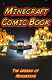 Minecraft Comic Book: The Legend of Herobrine (Part 1)