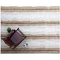 BD Designs 9 x 12 Antelope Animal Traditional Persian 100% Wool Rugs & Carpet