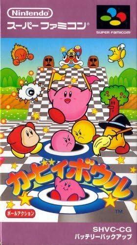Kirby Bowl (aka Kirbys Dream Course) Super Famicom (Super NES ...
