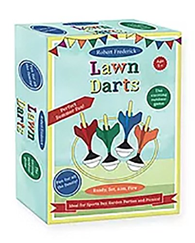 Robert Frederick Lawn Darts Outdoor Family Fun Games Age 5+