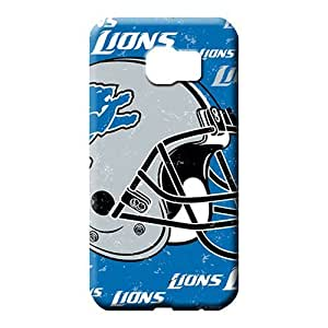 samsung galaxy s6 Snap-on phone case cover Cases Covers Protector For phone Highquality detroit lions nfl football