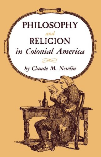 Philosophy and Religion in Colonial America ebook