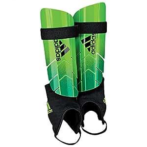adidas Ghost espinilleras de Reflex, Unisex, color Green/Versol/Verbas/Negro, tamaño medium
