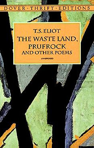 Mint Edgar (The Waste Land, Prufrock and Other Poems (Dover Thrift Editions))
