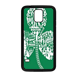 Boston Celtics NBA Black Phone Case for Samsung Galaxy S5 Case