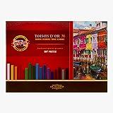 Koh-I-Noor : Toison d'Or : Square Soft Pastels